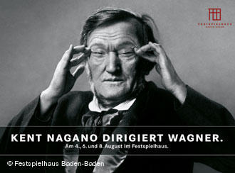 Richard Wagner pretending to be Japanese