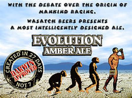 Evolution Amber Ale