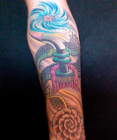 Id tattoo art uncommon descent for Arguments against tattoos